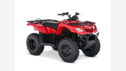 2019 Suzuki KingQuad 400 for sale 200607134
