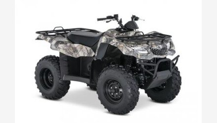 2019 Suzuki KingQuad 400 for sale 200608425
