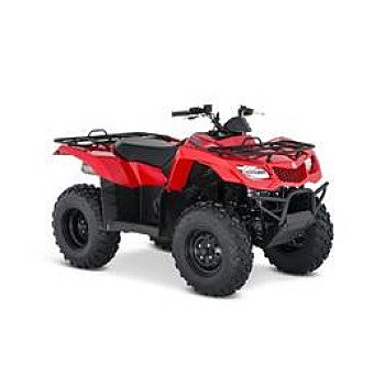 2019 Suzuki KingQuad 400 for sale 200679942