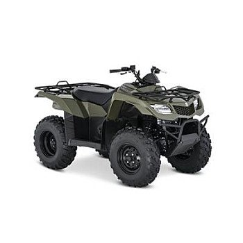 2019 Suzuki KingQuad 400 for sale 200773408