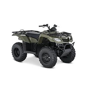2019 Suzuki KingQuad 400 for sale 200773415