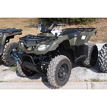 2019 Suzuki KingQuad 400 FSi for sale 200829361
