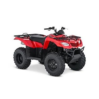 2019 Suzuki KingQuad 400 FSi for sale 200831071