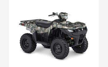 2019 Suzuki KingQuad 500 for sale 200580716
