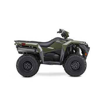 2019 Suzuki KingQuad 500 for sale 200594995