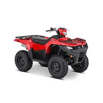 2019 Suzuki KingQuad 500 for sale 200679321