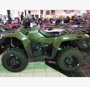2019 Suzuki KingQuad 500 for sale 200524209