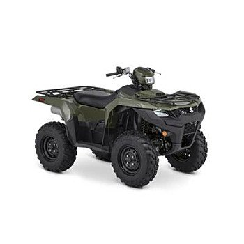 2019 Suzuki KingQuad 500 for sale 200607192