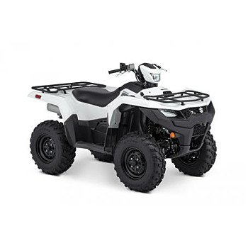 2019 Suzuki KingQuad 500 for sale 200608483