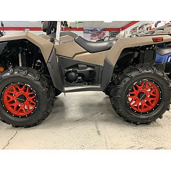 2019 Suzuki KingQuad 500 for sale 200634225