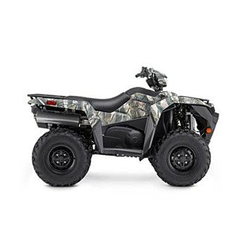 2019 Suzuki KingQuad 500 for sale 200648581