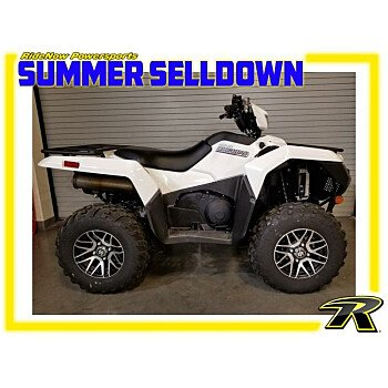 2019 Suzuki KingQuad 500 for sale 200657456