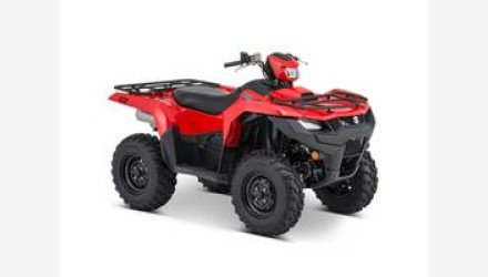 2019 Suzuki KingQuad 500 for sale 200676642