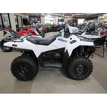 2019 Suzuki KingQuad 500 for sale 200734735