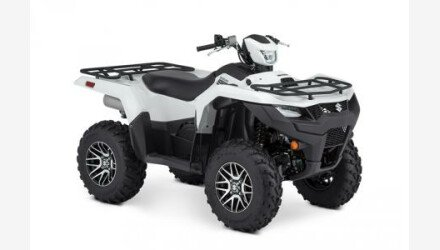 2019 Suzuki KingQuad 500 for sale 200801167