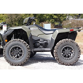 2019 Suzuki KingQuad 500 for sale 200829339