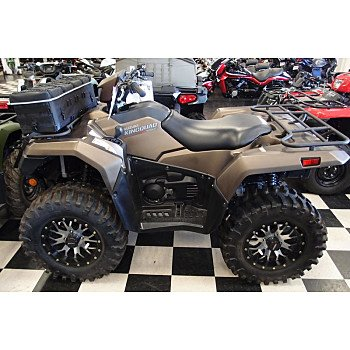 2019 Suzuki KingQuad 500 for sale 200829355