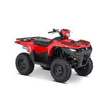 2019 Suzuki KingQuad 500 for sale 200830719