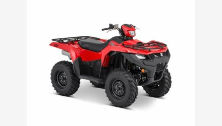 2019 Suzuki KingQuad 500 for sale 200914235