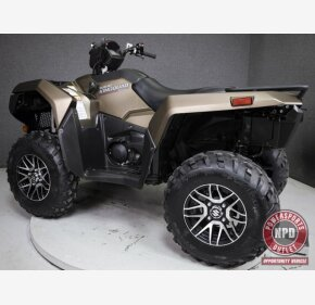 2019 Suzuki KingQuad 500 for sale 201071691