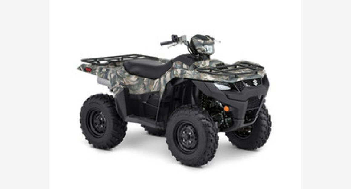 2019 Suzuki KingQuad 750 for sale 200601822