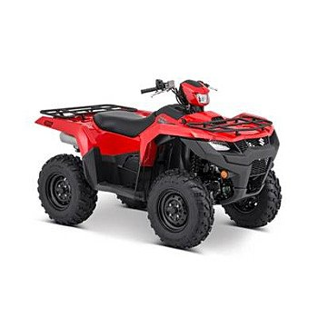 2019 Suzuki KingQuad 750 for sale 200603442