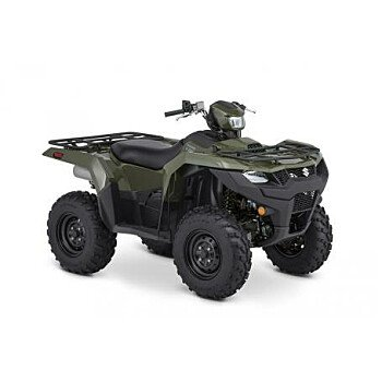 2019 Suzuki KingQuad 750 for sale near Johnstown, Pennsylvania 15904