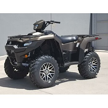 2019 Suzuki KingQuad 750 for sale 200656702