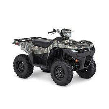 2019 Suzuki KingQuad 750 for sale 200694552