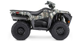 2019 Suzuki KingQuad 750 AXi Power Steering Camo specifications