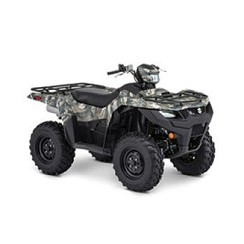 2019 Suzuki KingQuad 750 for sale 200614221