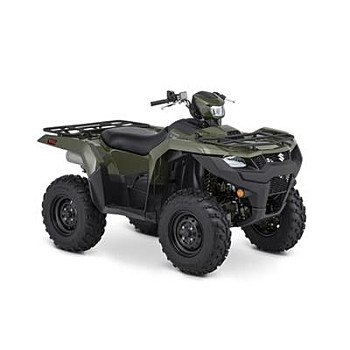 2019 Suzuki KingQuad 750 for sale 200664524