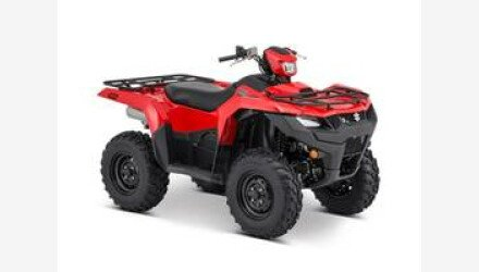 2019 Suzuki KingQuad 750 for sale 200676645
