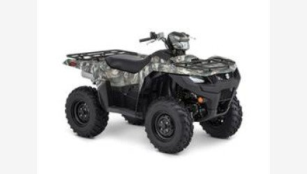 2019 Suzuki KingQuad 750 for sale 200676647