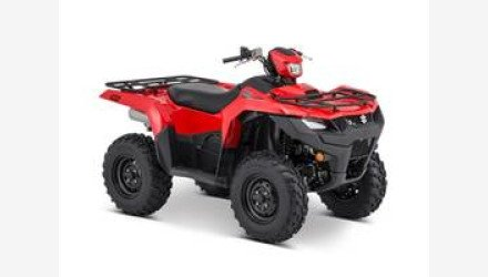 2019 Suzuki KingQuad 750 for sale 200694556