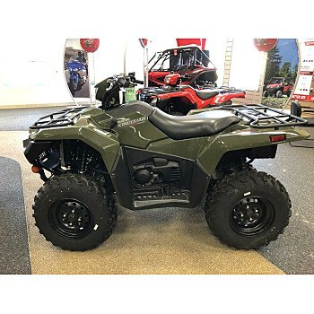 2019 Suzuki KingQuad 750 for sale 200737913