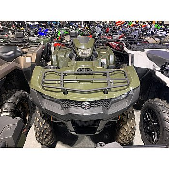 2019 Suzuki KingQuad 750 for sale 200831275