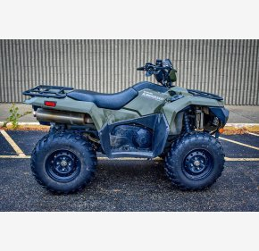 2019 Suzuki KingQuad 750 for sale 201009780