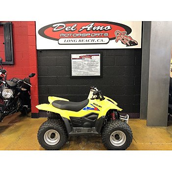 2019 Suzuki QuadSport Z50 for sale 200714384