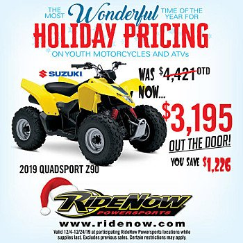 2019 Suzuki QuadSport Z90 for sale 200647057