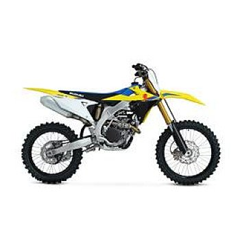 2019 Suzuki RM-Z250 for sale 200679394
