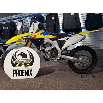 2019 Suzuki RM-Z250 for sale 200758287