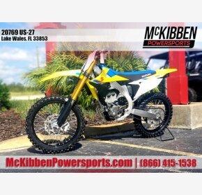 2019 Suzuki RM-Z250 for sale 200820459