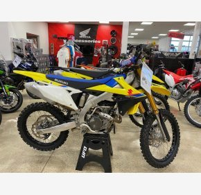 2019 Suzuki RM-Z250 for sale 200992032