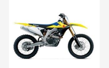 2019 Suzuki RM-Z450 for sale 200621088