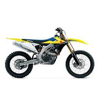 2019 Suzuki RM-Z450 for sale 200674204