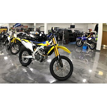 2019 Suzuki RM-Z450 for sale 200691883