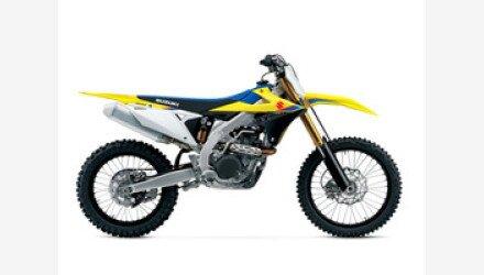 2019 Suzuki RM-Z450 for sale 200616758