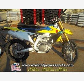 2019 Suzuki RM-Z450 for sale 200637489