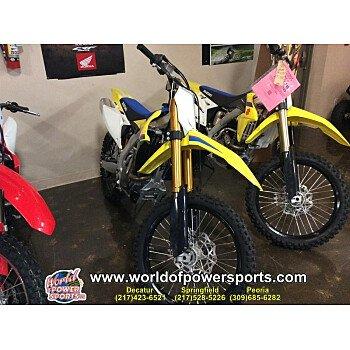 2019 Suzuki RM-Z450 for sale 200637525